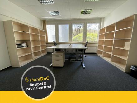 Modernes und helles Einzelbüro barrierefrei - All-in-Miete