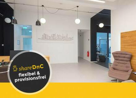 2 großzügige Büroflächen im Bouche Gewerbehof - All-in-Miete