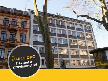 Schöne Büroarbeitsplätze in netter Gemeinschaft am Rathenauplatz - All-in-Miete