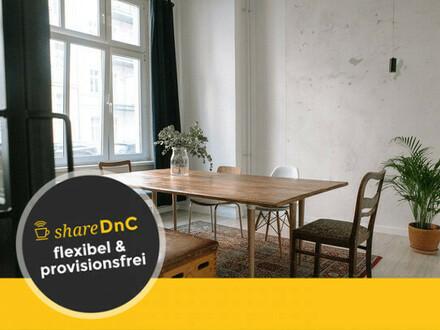 Büroraum und Arbeitsplätze in schönem Altbau / EG - All-in-Miete