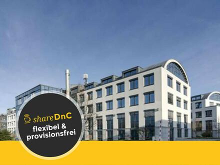 Flexible Büros & Co-working Arbeitsplätze mit top Verkehrsanbindung! - All-in-Miete