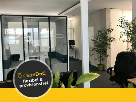 Arbeitsplätze in modernem Büro mit sehr guter Anbindung - All-in-Miete