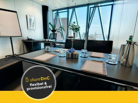 Top moderne Büroräume mit spektakulärer Aussicht in toller Lage - All-in-Miete