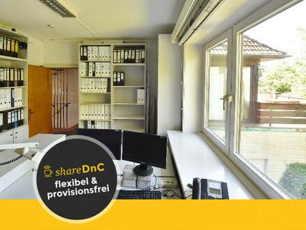 Heller Büroraum in ruhiger Lage mit guter Anbindung an ÖNPV - All-in-Miete