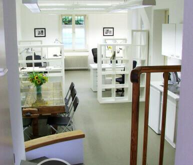 Coworking Office in einer alten Bäckerei - All-in-Miete