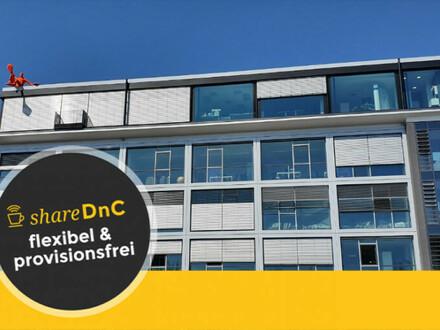 Sanierte Büroräume flexibel provisionsfrei zur Untermiete auf 333 qm - All-in-Miete