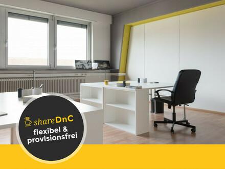 Ausgestatteter Arbeitsplatz in kreativer Atmosphäre in Esslingen am Neckar - All-in-Miete