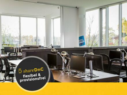 Coworkingplätze mit Blick auf den Rhein direkt am Bonner Bogen - All-in-Miete