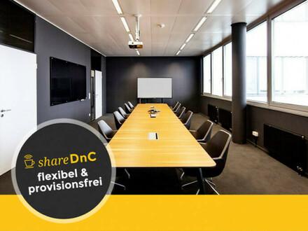 Co-Working Space - Modern und flexibel gestaltbar - All-in-Miete