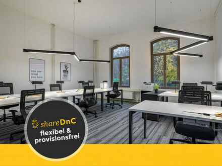 Professionelle Serviced Offices und Coworking in charmantem Altbau - All-in-Miete