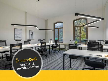 Bürofläche im kreativen und freundlichen Umfeld - All-in-Miete
