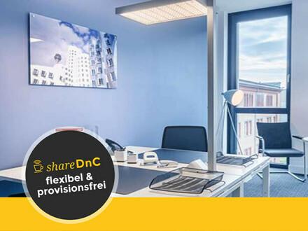 Top flexible Büros und Coworking Plkätze in attraktiver Umgebung - All-in-Miete