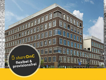 Hochwertige flexible Büroräume im Geschäftsviertel von Deutz - All-in-Miete