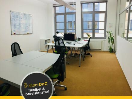 Büro im Herzen von Frankfurt - All-in-Miete