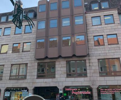 Büro in Altstadt sucht Untermieter, flexibele Mietflächen - All-in-Miete