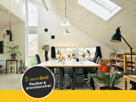 Schreibtischplatz in kreativer Büro/-Ateliergemeinschaft im Grünen - All-in-Miete