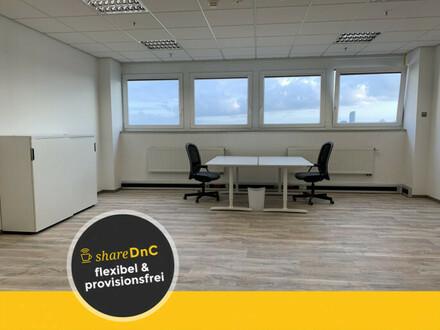 Helles und modernes Büro | Einzelbüro, voll möbliert inkl. Internet - All-in-Miete
