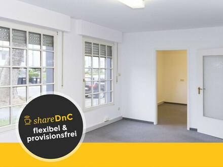 Attraktive und helle Büroräume in neuer Bürogemeinschaft - All-in-Miete