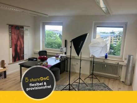 Büroraum in Bürogemeinschaft über den Dächern Neuhausens - All-in-Miete