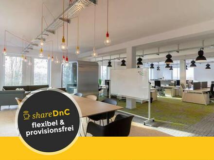Flexible Arbeitsplätze mit superschnellem Glasfaser-Internet - All-in-Miete