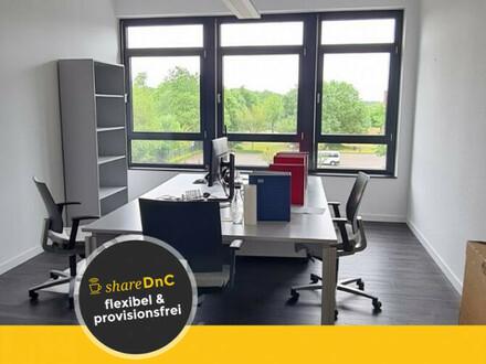 Moderne und helle Büroräume in Köln Holweide tlw. inkl. Klimaanlage - All-in-Miete