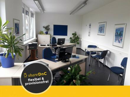 Möbliertes Büro mit Telefon und schnellem Internet - All-in-Miete