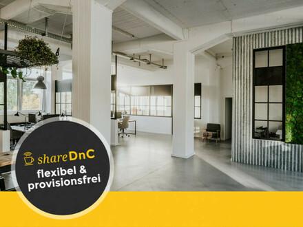 Büroplätze in modernem Loft in Winterhude - All-in-Miete