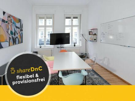 Eigener Büroraum in Berlin Prenzlauer Berg - All-in-Miete