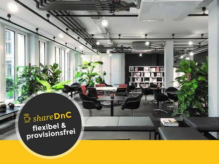 Flexible Büros und Coworking im Gerling Quartier - All-in-Miete