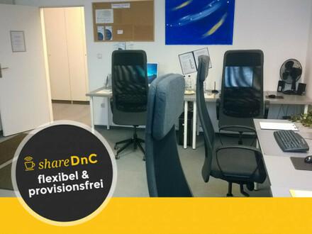 Schreibtischarbeitsplätze in zentral gelegenen Büro in München (Laim) - All-in-Miete