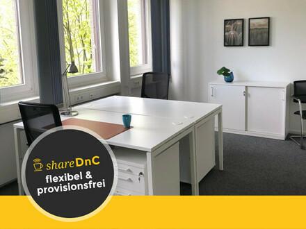 Repräsentative Büroräume im Shamrockpark - All-in-Miete
