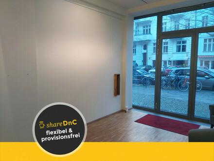 Bis zu 4 All inclusive Arbeitsplätze am Friedrichshain - All-in-Miete