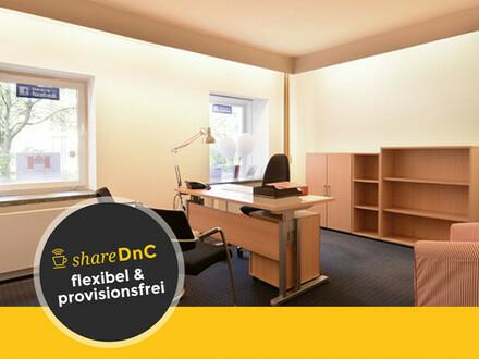 Schönes helles Einzelbüro in Hamburg - All-in-Miete