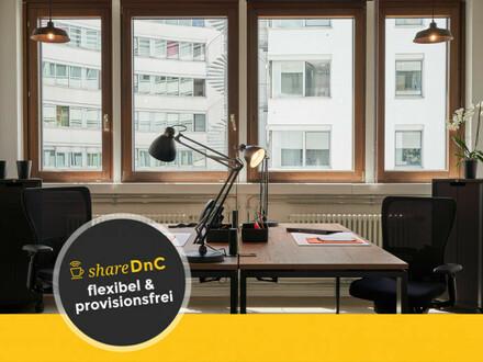Büros mit inspirierendem Ambiente zum Komplettpreis - All-in-Miete