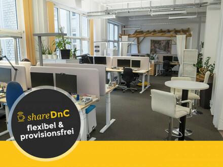 Einzelne Arbeitsplätze Büroräume oder ganze Bürofläche zu vermieten - All-in-Miete