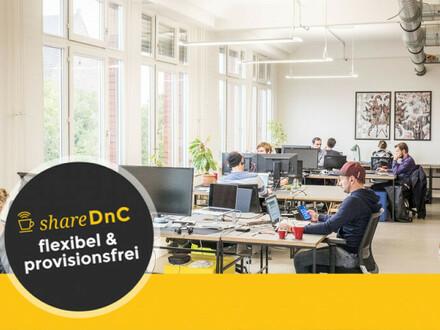 Moderner Coworkingspace im Herzen Heidelbergs - All-in-Miete