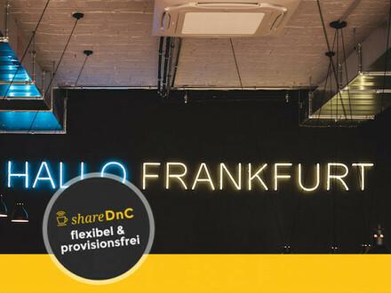 Flexible Memberships im Zentum von Frankfurt - All-in-Miete
