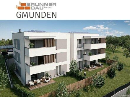 Gmunden | Keramikstraße - traumhafte Gartenwohnung in zentraler Lage - jetzt informieren!