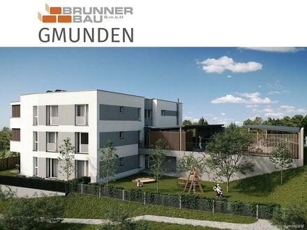 Gmunden - leistbares Wohnen - Ziegelmassivbauweise in Niedrigstenergiestandard - Verkaufsstart!