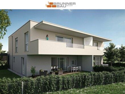 Traun - Zentrum - Neubau - Gartenwohnung mit großzügiger Terrasse - jetzt informieren!