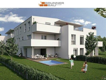 Traun | Ganglgutstraße - hochwertige Wohnung mit 2 TG Plätzen in attratktiver Ruhelage