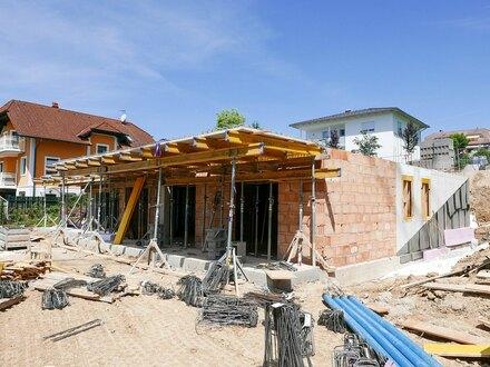 Baubeginn erfolgt - Großzügige Wohnung mit großem Eigengarten - hochwertige Standardausstattung