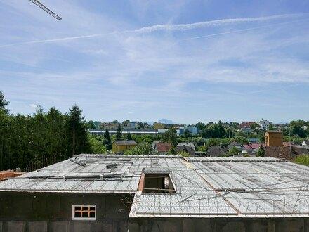 Neubau - Modernes Wohnen in Aussichtslage - barrierefreier Zugang - Baubeginn 06/2020