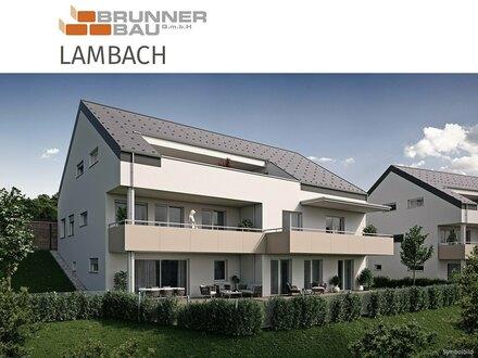 Baubeginn erfolgt - Neubau - Großzügige 3-Raum-Wohnung mit großem südseitigen Balkon - jetzt informieren!