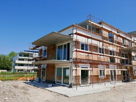 Traumhafter Ausblick auf Kremsmauer - Zentrum von Micheldorf - barrierefrei mit Lift - Bezug Herbst 2020