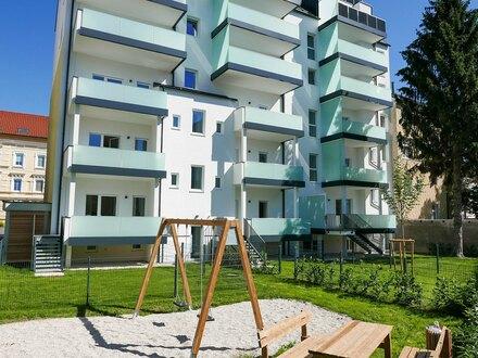 Hochwertige Gartenwohnung im historischen Altbau - Erstbezug nach Generalsanierung!