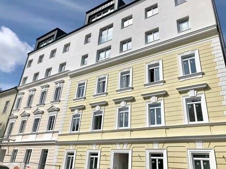 Sehr helle 2 ZI-Wohnung mit großzügigem Balkon in zentraler Lage - 4.OG - PROVISIONSFREI