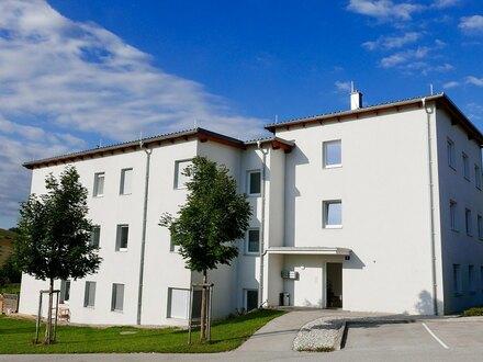 Helle 4 ZI-Wohnung mit großzügigem Balkon und Eigengarten