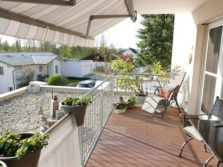 Wunderschöne 3 ZI-Wohnung in absoluter Ruhelage mit Balkon - PROVISIONSFREI