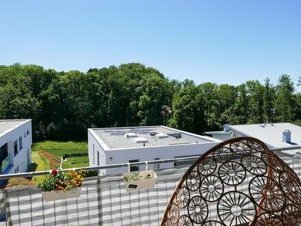 Helle 2 ZI-Wohnung in absoluter Ruhelage mit Balkon - PROVISIONSFREI